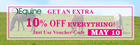 Get an EXTRA 10% OFF EVERYTHING on Equine Superstore